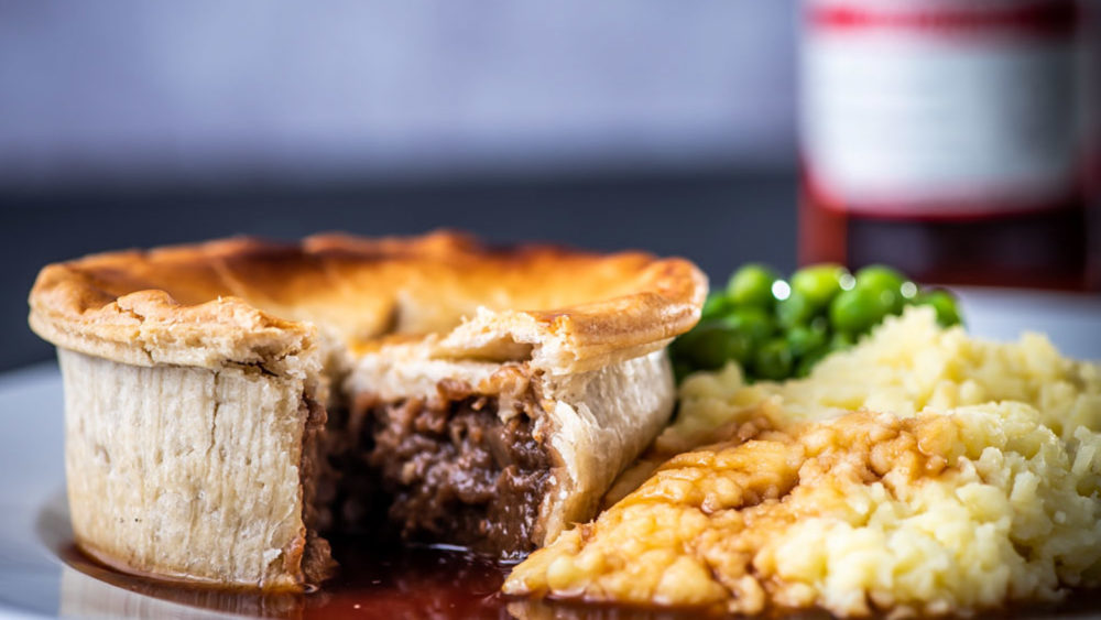 Rev James Steak & Ale Pie